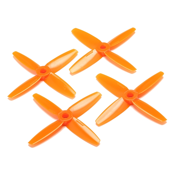 2 Pairs Gemfan 3035 4 Blade CW/CCW  PC Propeller For 1306 Motors Mini RC Multirotor