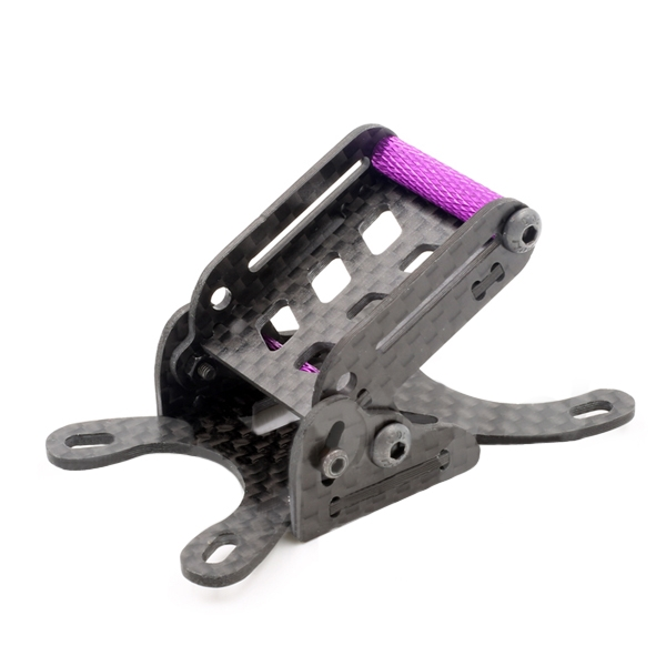 GEPRC FPV Camera Adjustable Fix Mount for Gopro Runcam GEP150 GEP180 GEP210 Frame Kit