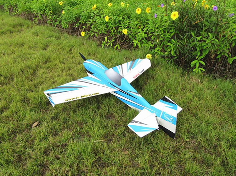 Edge 540T 30E 471200mm Wingspan 3D Aerobatic RC Airplane Kit With Carbon Landing Gear""