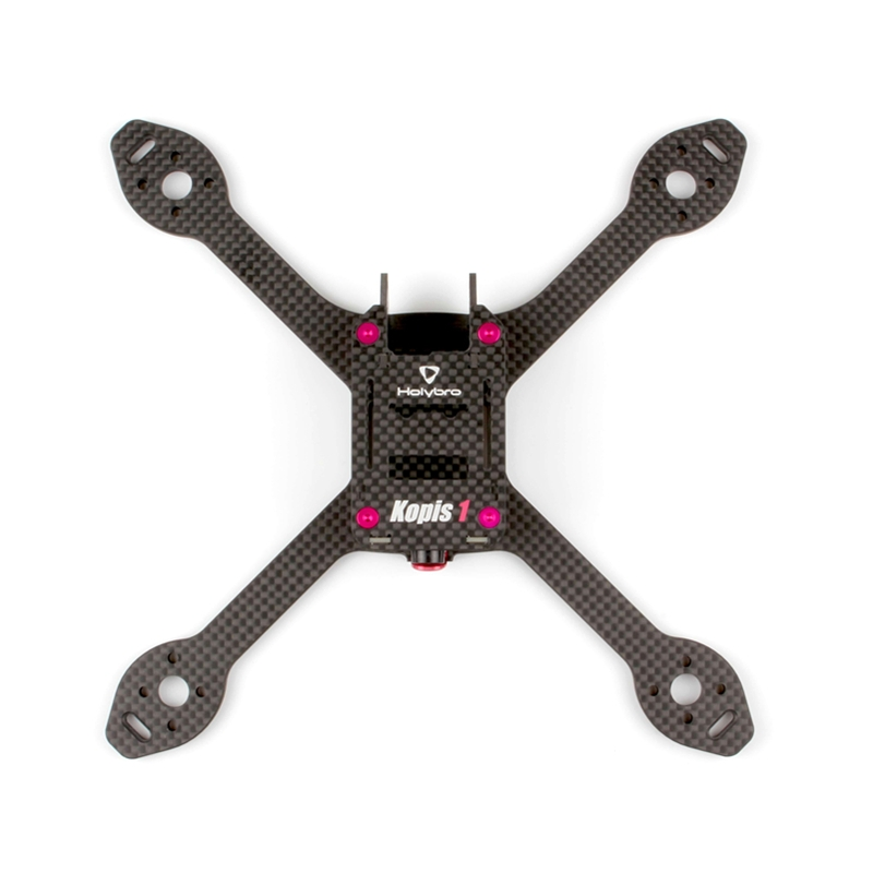 Holybro Kopis 1 TrueX 205mm FPV Racing Frame RC Drone 4mm Frame Arms Carbon Fiber