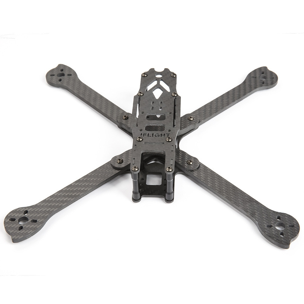 IFlight XL7 V2 7 Inch 294mm Wheelbase 4mm Arm 3K Carbon Fiber FPV Freestyle Frame Kit for RC Drone