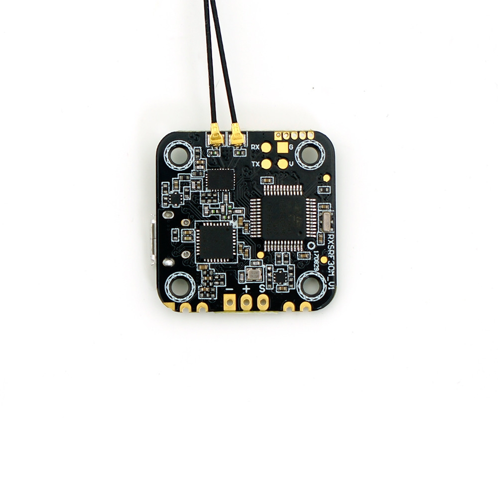 20x20mm Frsky RXSRF3OM F3 Flight Controller Built-in R-XSR receiver module for FPV RC Drone