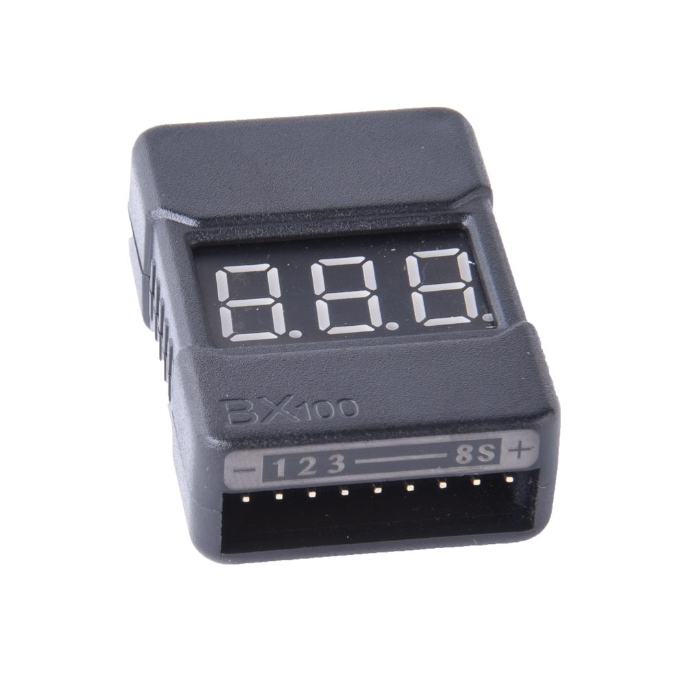 Voltage Alarm BX100 BB Battery Tester RC Car Parts