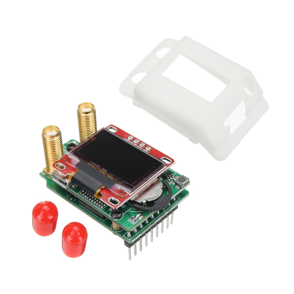 Realacc RX5808-PRO-PLUS-OSD 5.8G 48CH FPV Receiver Achilles Open Source W/Cover For Fatshark Goggles
