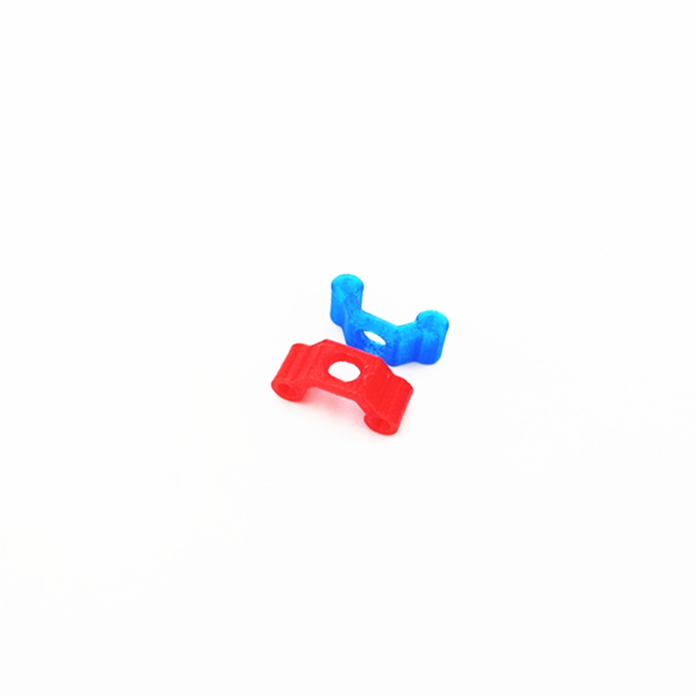 Realacc TPU SMA Mount/RX Antenna Fixing Seat for 20mm Spaced Frames Red/Blue