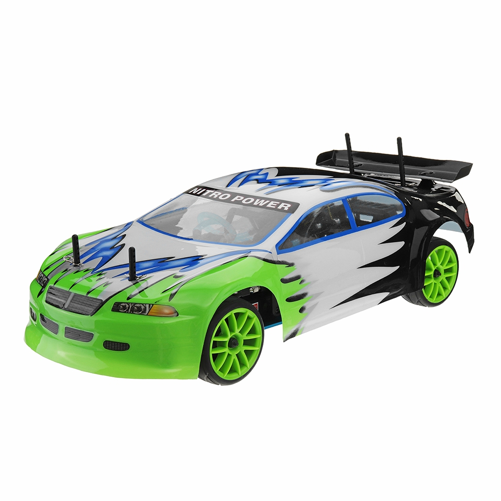 HSP 94102 1/10 RC Car On Road Touring Car Two Speed