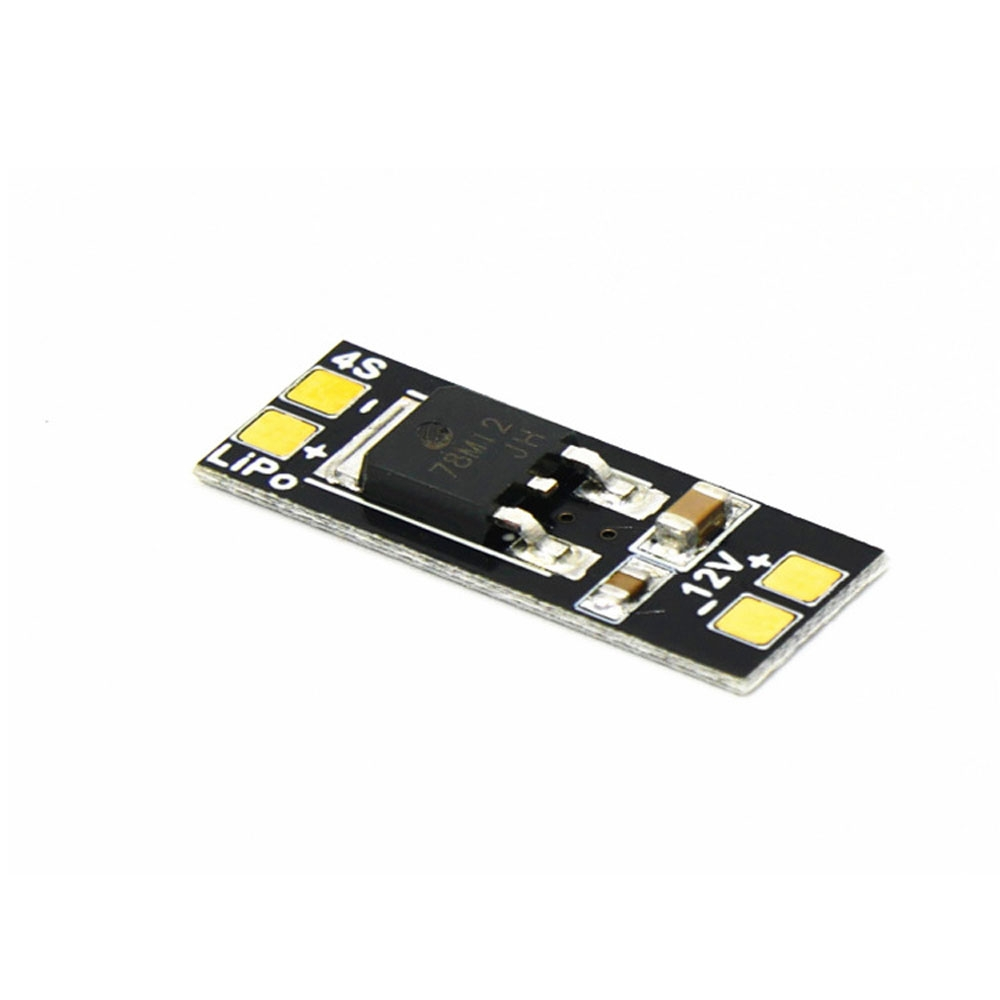 4S Lipo to 12V Linear Voltage Regulator Regulate Module BEC For FPV Video Transmitter & Camera