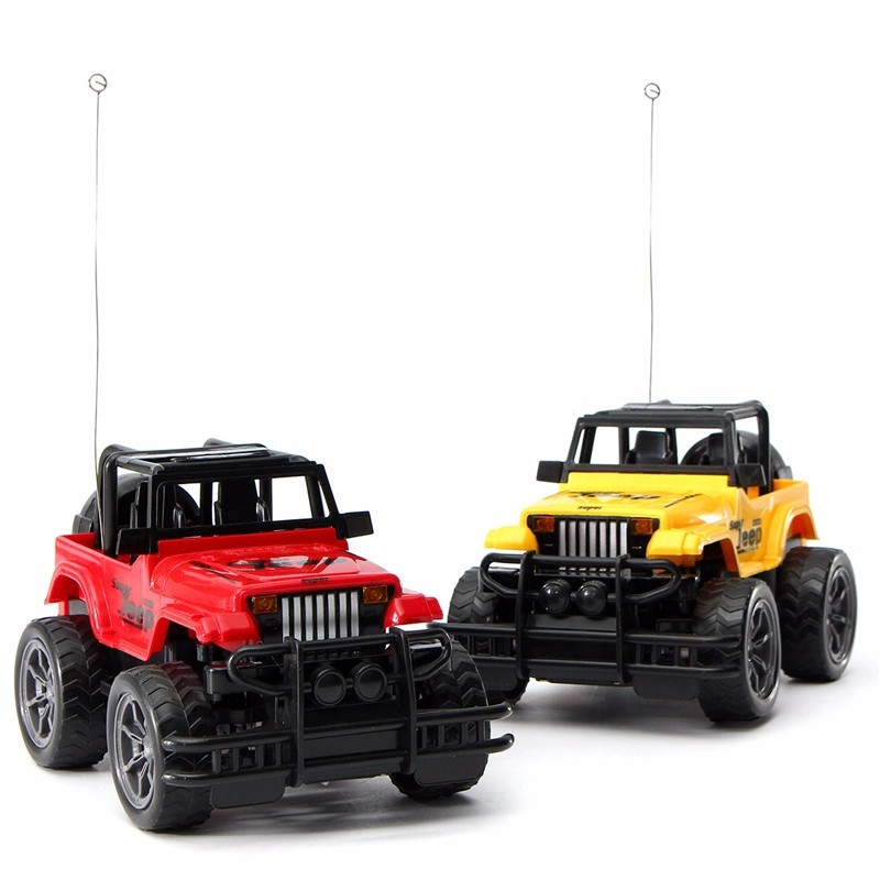 1/24 Remote Control RC Big Wheel Off-road Car Vehicle Kids Toy Christmas Gift