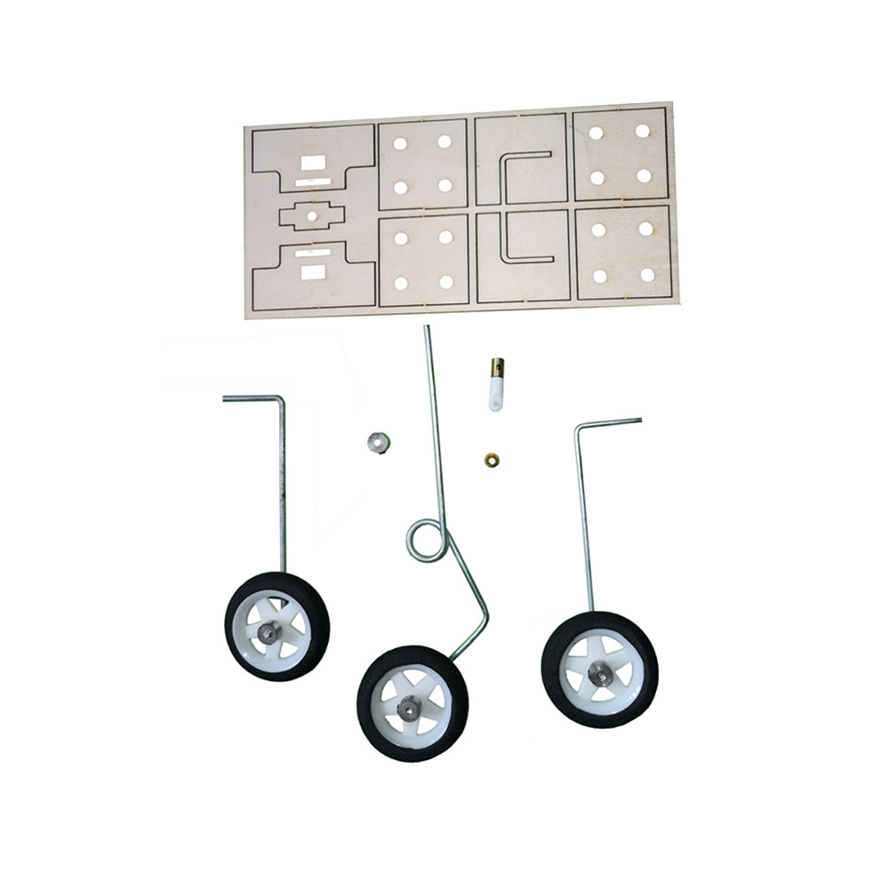 URUAV KT Universal Landing Gear for RC Airplane Spare Part
