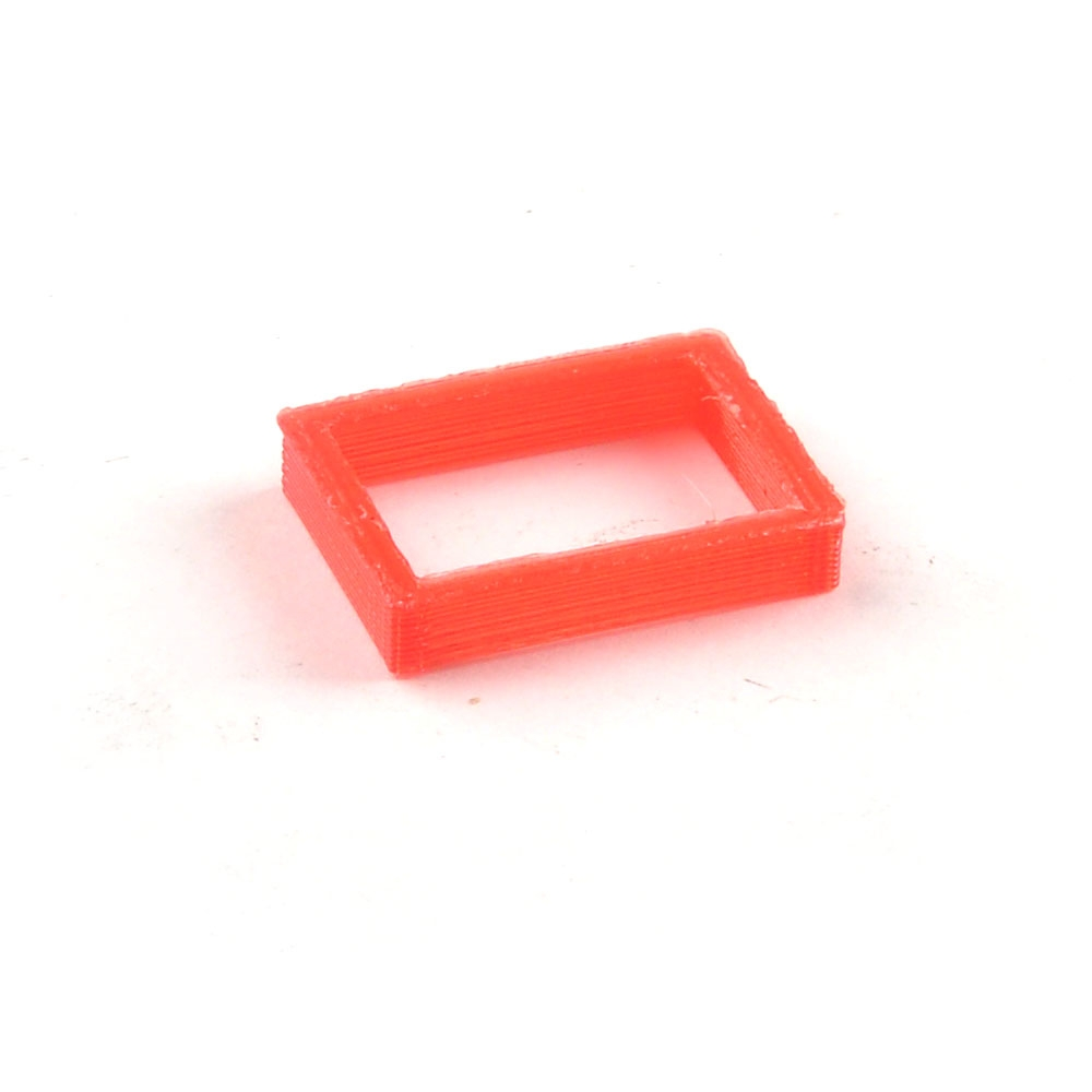 Eachine RedDevil 105mm FPV Racing Drone Spare Part 3D Printed Battery Mount