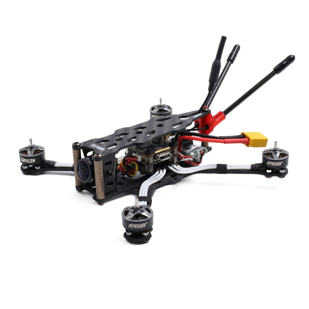 (November Limited) GEPRC PHANTOM Toothpick Freestyle 125mm 2-3S FPV Racing Drone BNF/PNP F4 OSD 12A ESC 1103 Motor IRC Tramp