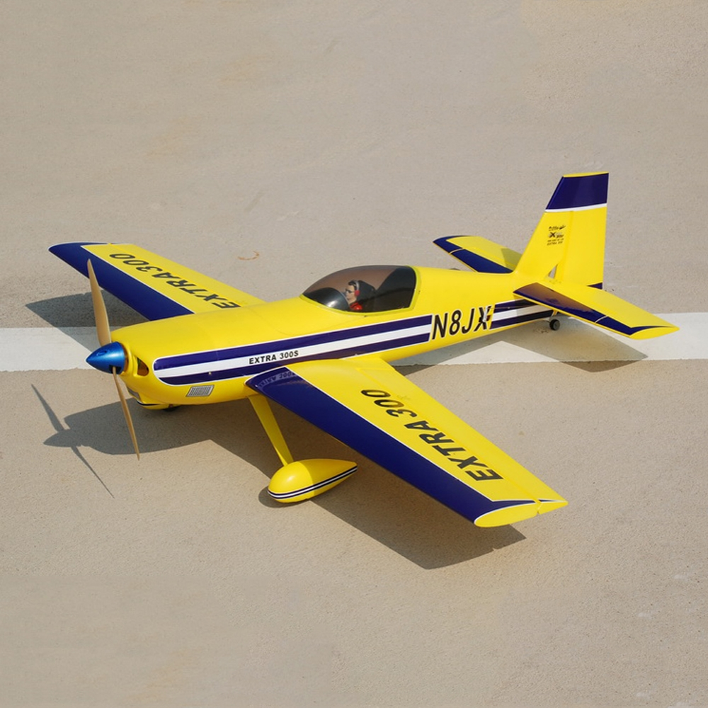 Hookll EXTRA 300-H 1200mm Wingspan EPO 30E 3D Aerobatic RC Airplane Kit/PNP