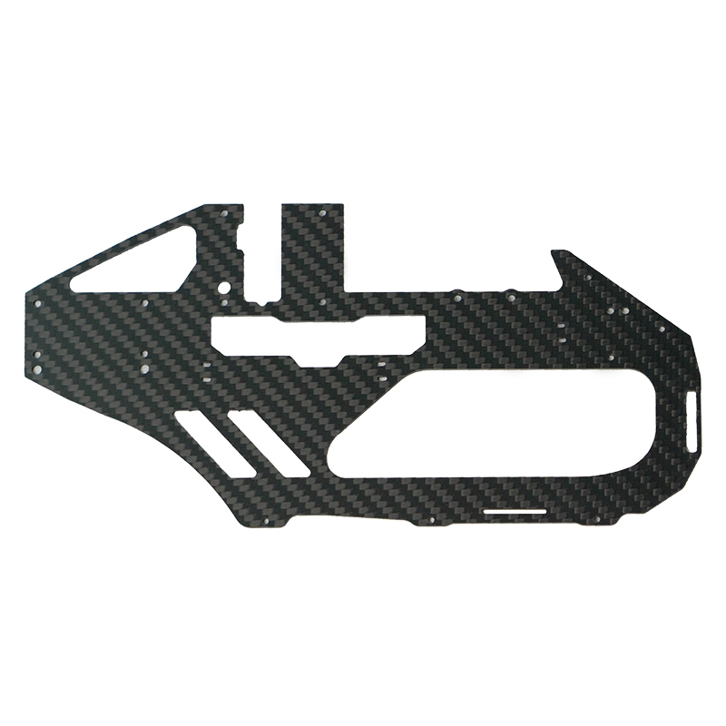 1 PC FLY WING FW450 RC Helicopter Parts Carbon Fiber Tail Side Plate