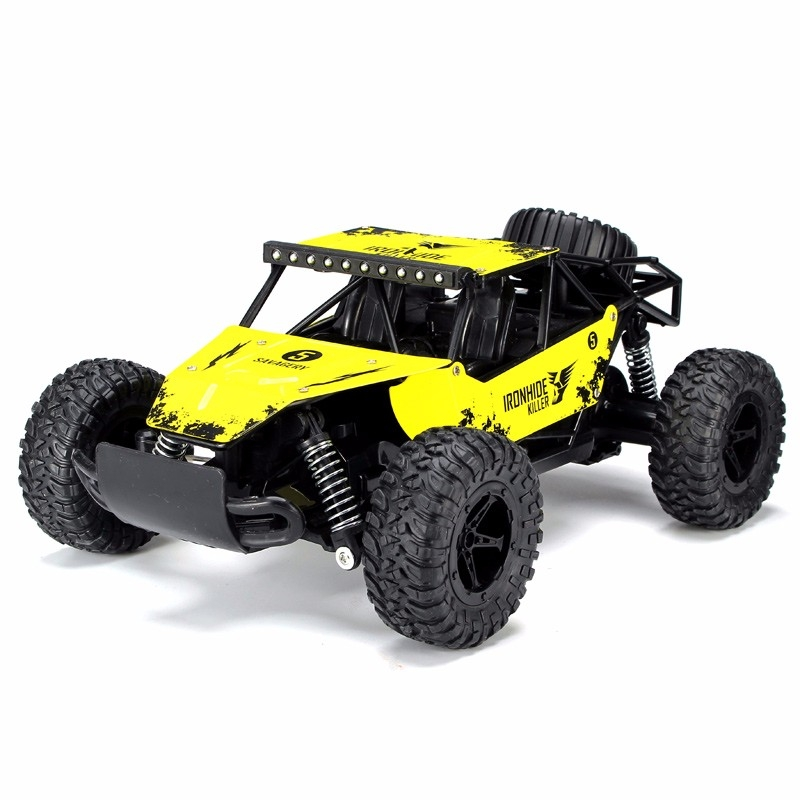 Huajia 1/16 2.4G RWD Off-Road High Speed RC Car HJ209716