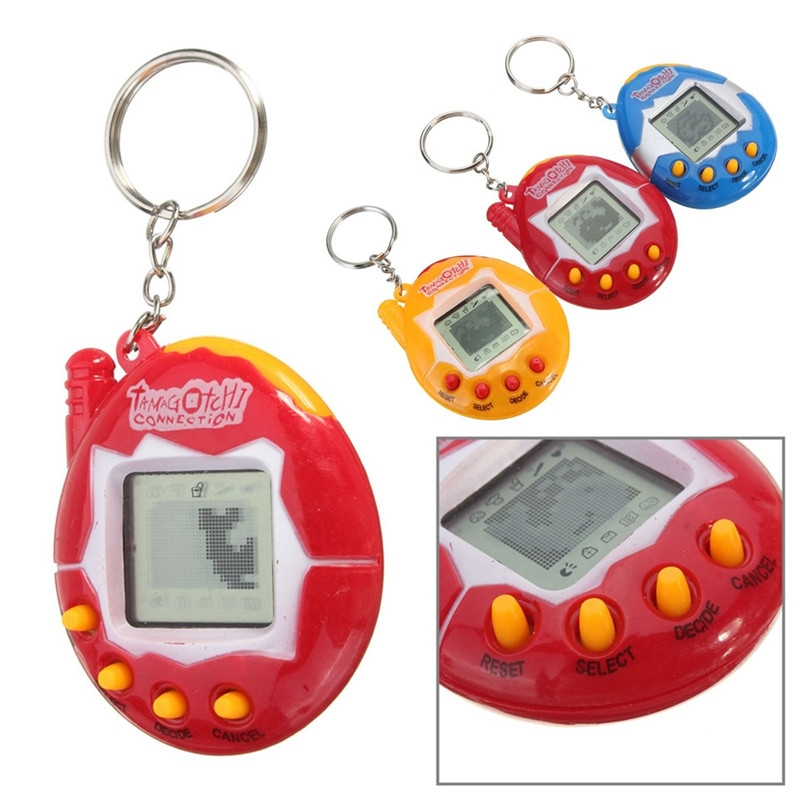 3PCS Retro Virtual Pet 49 In 1 Cyber Pets Animals Toy Funny Tamagotchi Kids Gift New