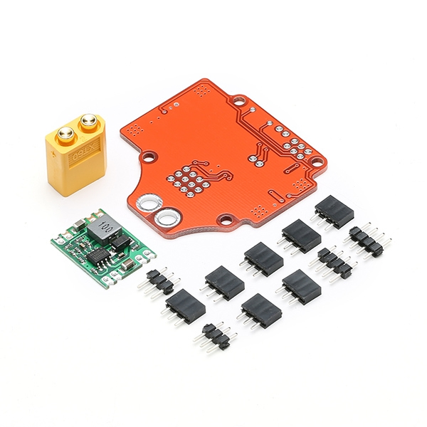 DC to DC 5V PDB Intergrated Distribution Board with XT60 Connector for Naze32 Flight Control