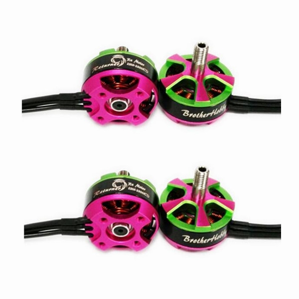 4X BrotherHobby Returner R4 2206 2300KV FPV Racing Brushless Motor for FPV Multicopters