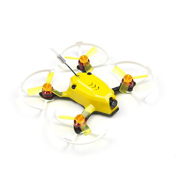 Kingkong 95GT 95mm FPV Racing Drone with F3 4in1 10A Blheli_S 25mW 16CH 800TVL ARF BNF