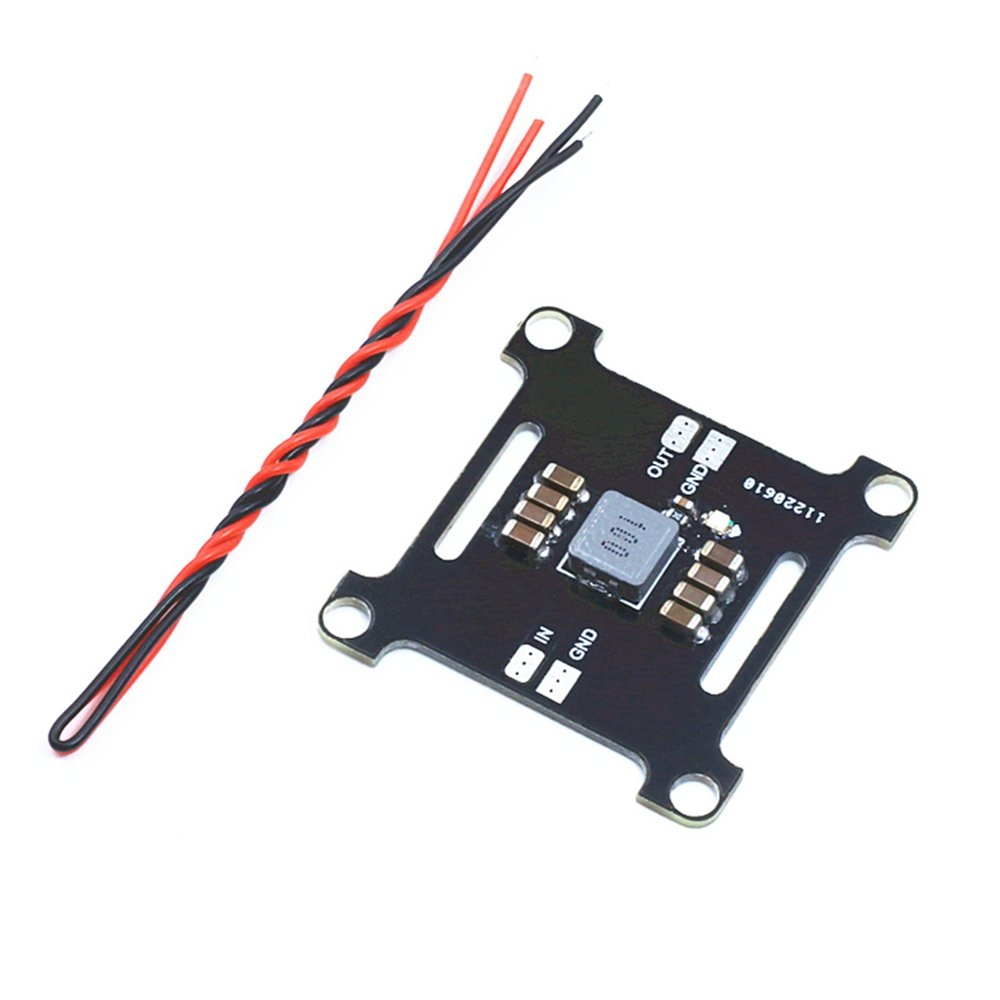 iFlight 5-30V 3A LC Power Filter Board Module 30.5x30.5mm For FPV Racing Drone