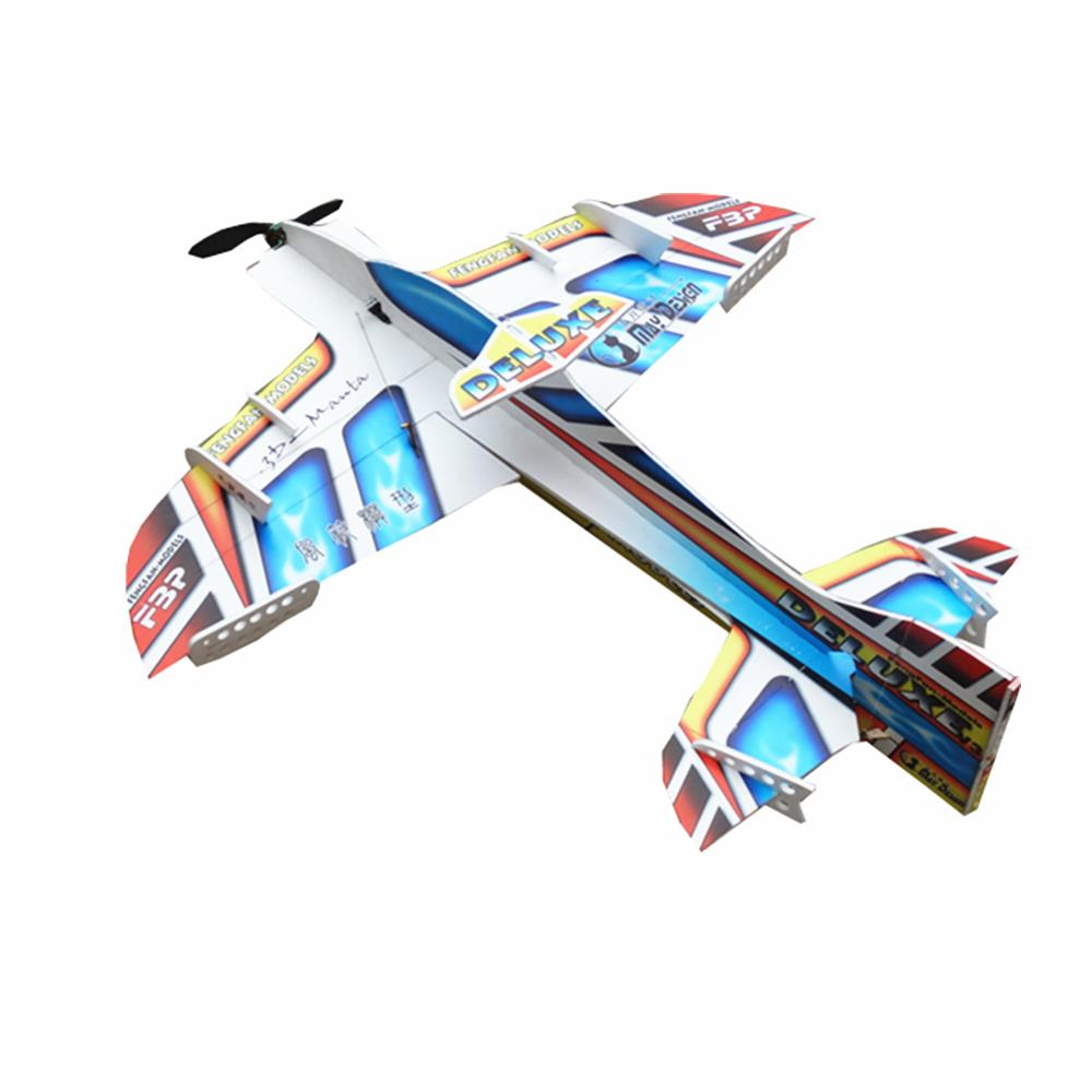 Manta 5mm PP 800mm Wingspan RC Airplane Aircraft KIT