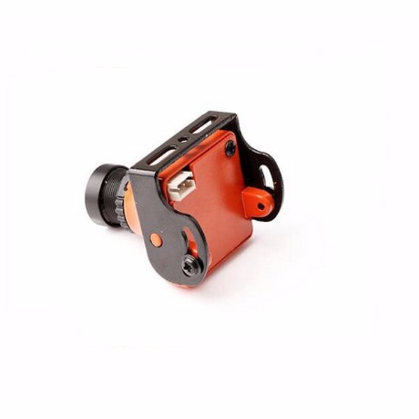 Mini 1/3 CCD 700TVL 2.8mm 3.6mm Micro Camera 25*25mm for FPV Racer